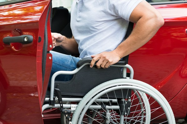 Low Rate Car Loan on Disability