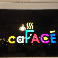 Print your Selfie on your Drink at Caface in Hongdae, Seoul
