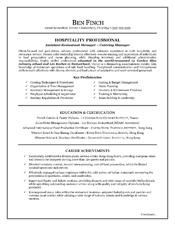 Good Objective Statement For Customer Service Resume
