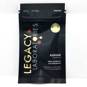 Legacy Laboratories Anavar