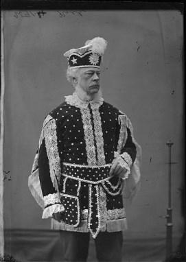 Mr. H.V. Noel, 1876