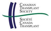 [Canadian Transplant Society logo.]