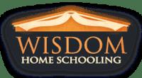 [Wisdom Home Schooling Society logo.]