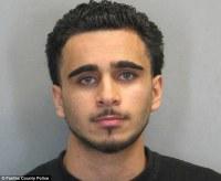 [Mugshot of Mohamad Jamal Khweis.]