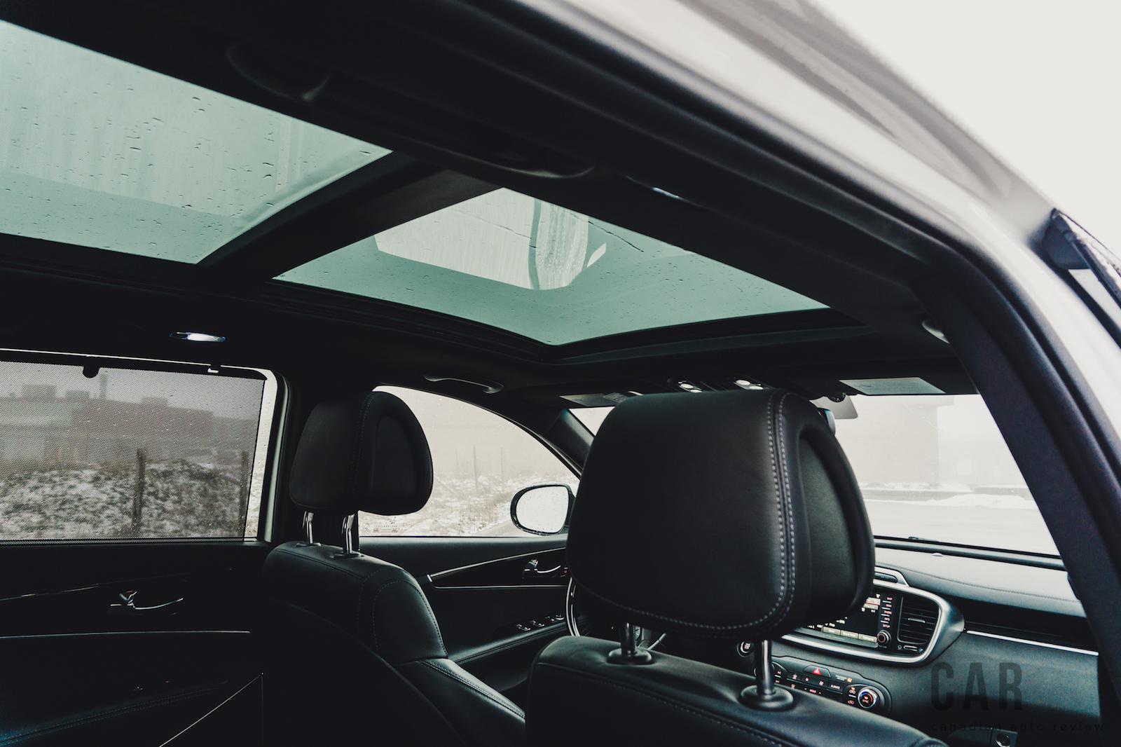 Review: 2016 Kia Sorento SX Turbo AWD