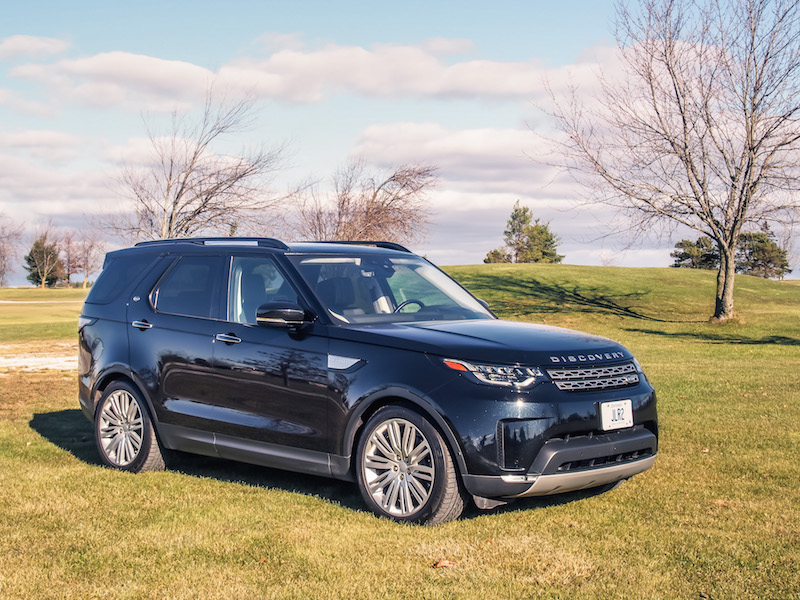 Land Rover Discovery Hse Luxury Td6 Review