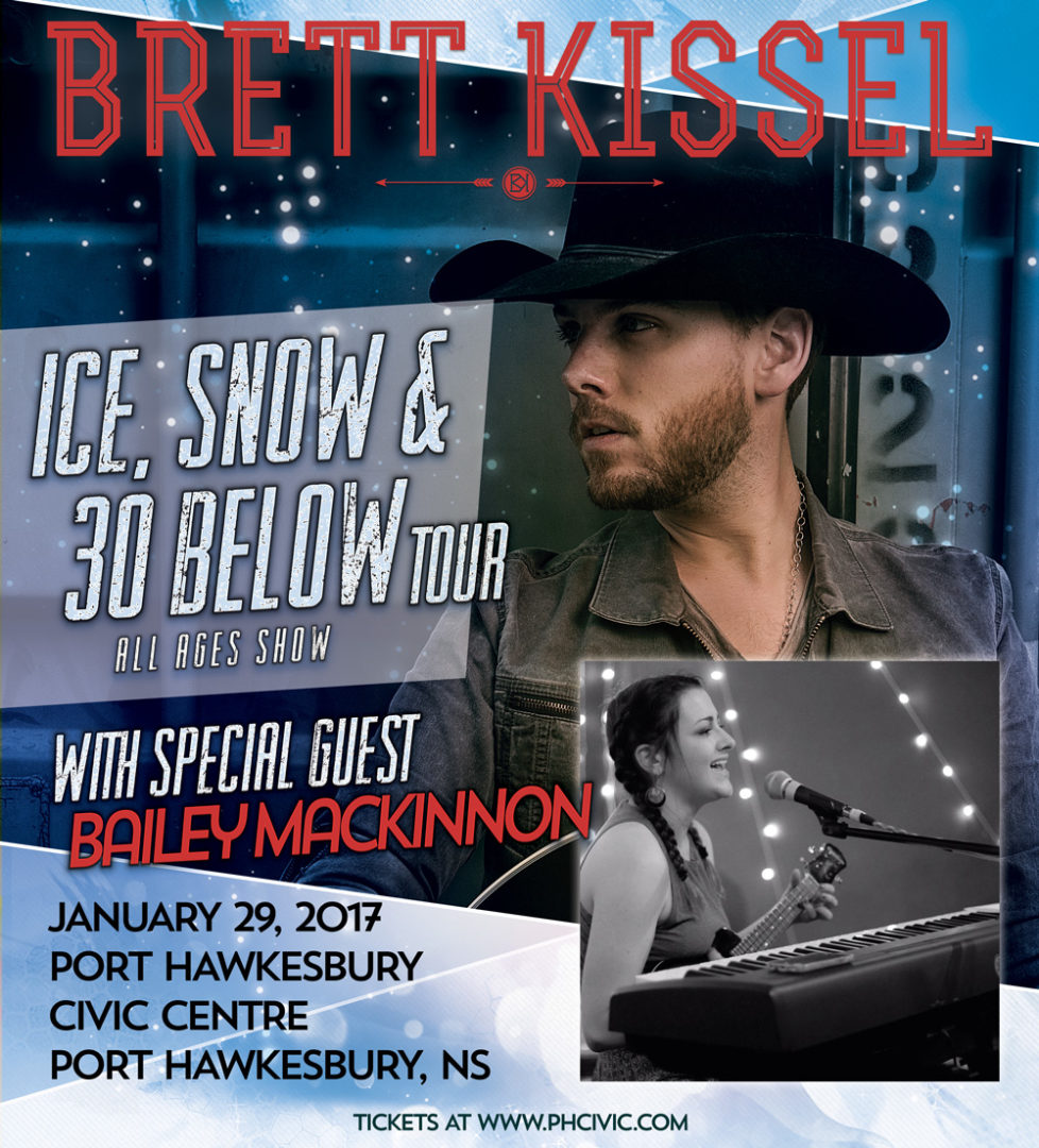 Countdown To Kissel - New Glasgow & Port Hawkesbury, NS