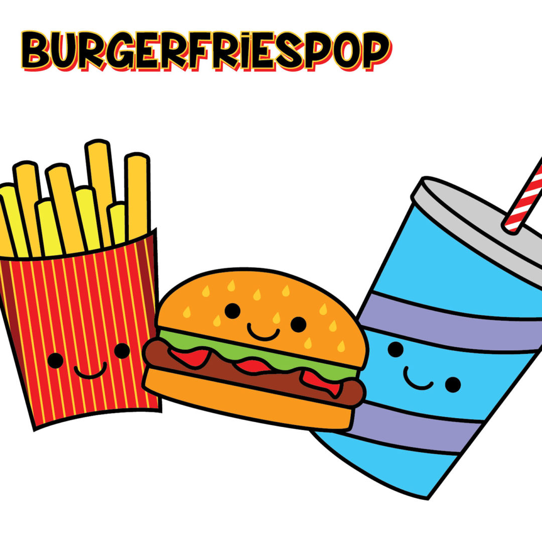 Review - BurgerFriesPop