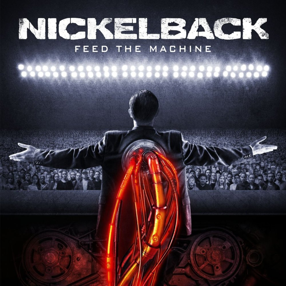 "Nickelback releases ""Feed The Machine"" video"