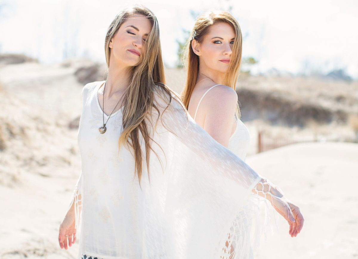 PREMIERE - New single released by The Cedar Sisters