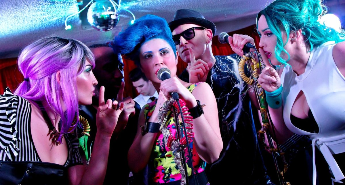 Interview - The PepTides