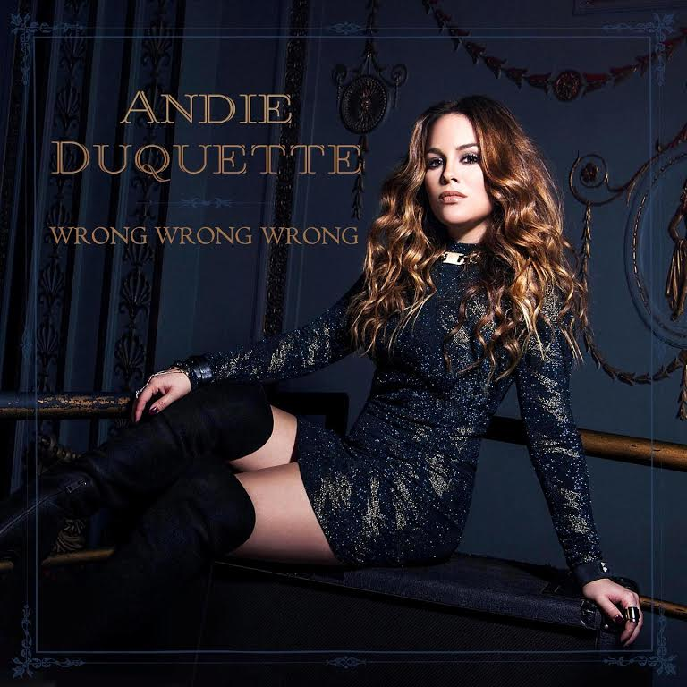 "PREMIERE - Andie Duquette releases acoustic video for ""Wrong Wrong Wrong"""