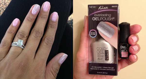Kiss And Quo Gel Mani