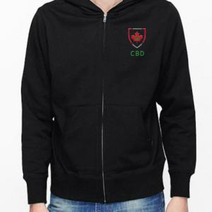 CBD Hoodies for Men - CBD Mens T-Shirts