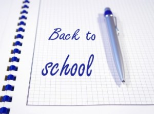 Back to School Student Budget For College or University
