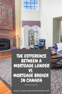 The Difference between a mortgage lender vs. mortgage broker in Canada
