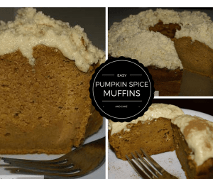 Mr.CBB's Pumpkin Spice Pound Cake With Brown Butter Buttercream