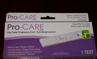 Dollar Store Home Pregnancy Tests-Do They Work?