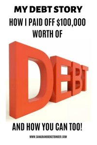 HOW I PAID OFF 100,000 WORTH OF DEBT AND HOW YOU CAN TOO