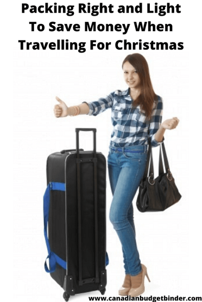 How to pack light when travelling