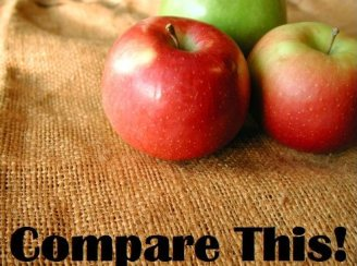 Comparison sites Canada apples