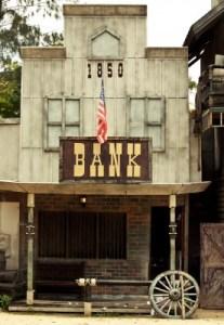 Bank Western Style