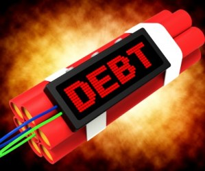 How to stop the debt explosion before it stops you