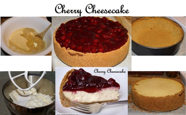 cherry cheesecake ppt