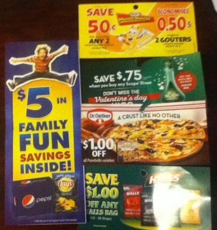 Canadian Coupons February 2014