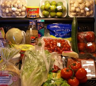 Food Pictures Grocery Game Challenge