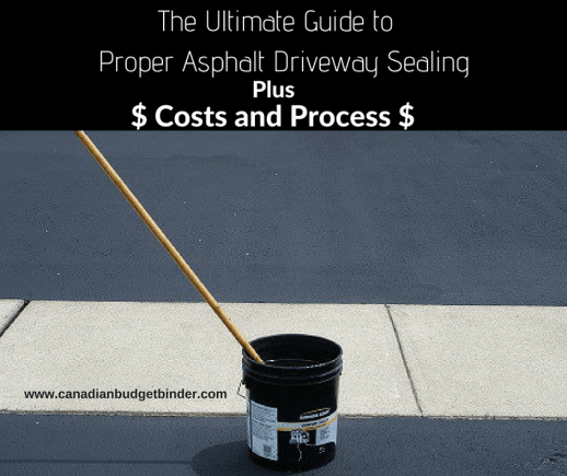 How to diy asphalt driveway sealing costs and process canadian the ultimate guide to proper asphalt driveway sealing asphalt driveway sealant armor coat solutioingenieria Image collections