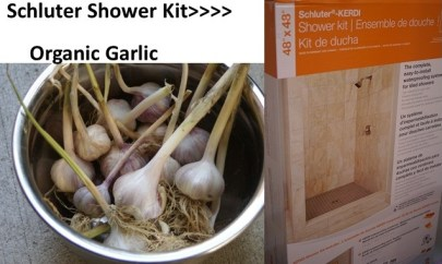 schluter shower kit