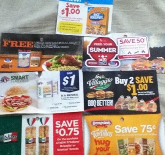 Canadian Coupons found August 2014