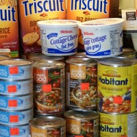 convenience food canned goods