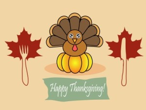 Happy Thanksgiving Day Canada