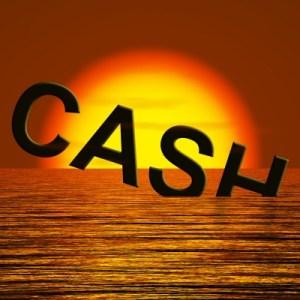 financially cash