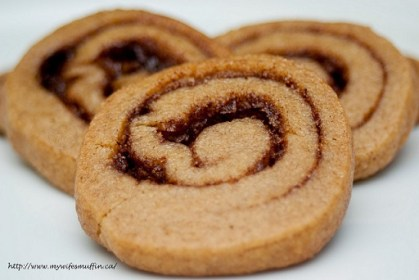 cinnamon swirl sweeties