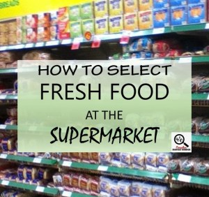 How to select fresh food at the supermarket: The Grocery Game Challenge 2015 #2 Jan 12-18