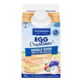 Egg Creations Whole Eggs