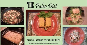 The Paleo Diet- Can you afford to eat like this? : The Grocery Game Challenge #3 Mar 16-22, 2015