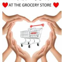 HOW to find love at the grocery store
