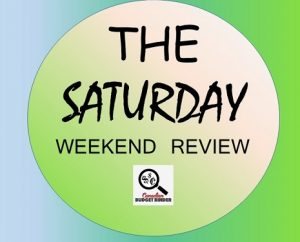 The Saturday Weekend Review logo- daddy how much money do you make an hour?