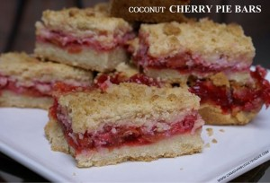 COCONUT CHERRY PIE BARS COVER 2