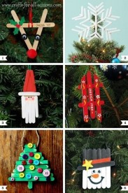 popscicle stick Christmas Crafts(1)