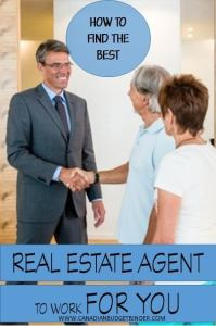 HOW TO FIND THE BEST REAL ESTATE AGENT TO WORK FOR YOU(1)