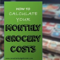 how to calculate your monthly grocery costs(1)