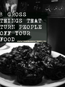 8 Gross Things That Turn People Off Your Food : The Grocery Game Challenge  2016 #4 Feb 22-28
