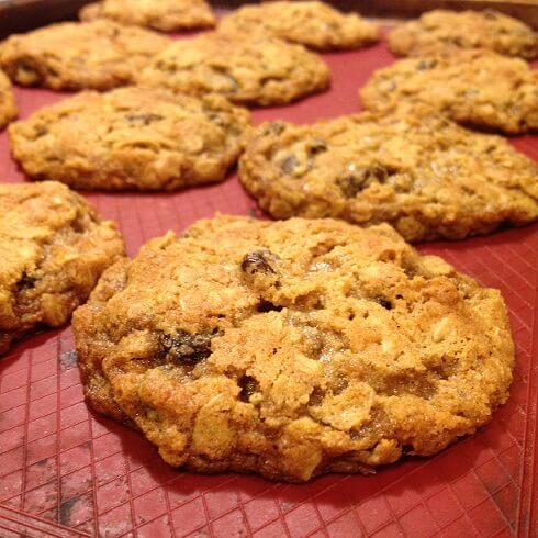 oatmeal raisin cookies(1)