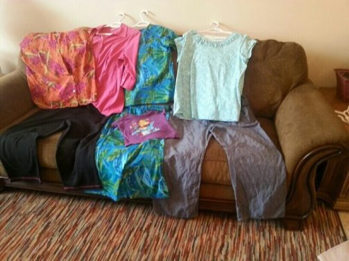 Free summer wardrobe Salvation Army 1(1)