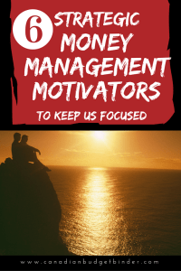 6 Strategic Money Management Motivators To Keep Us Focused : October Net Worth Update (+0.55%)